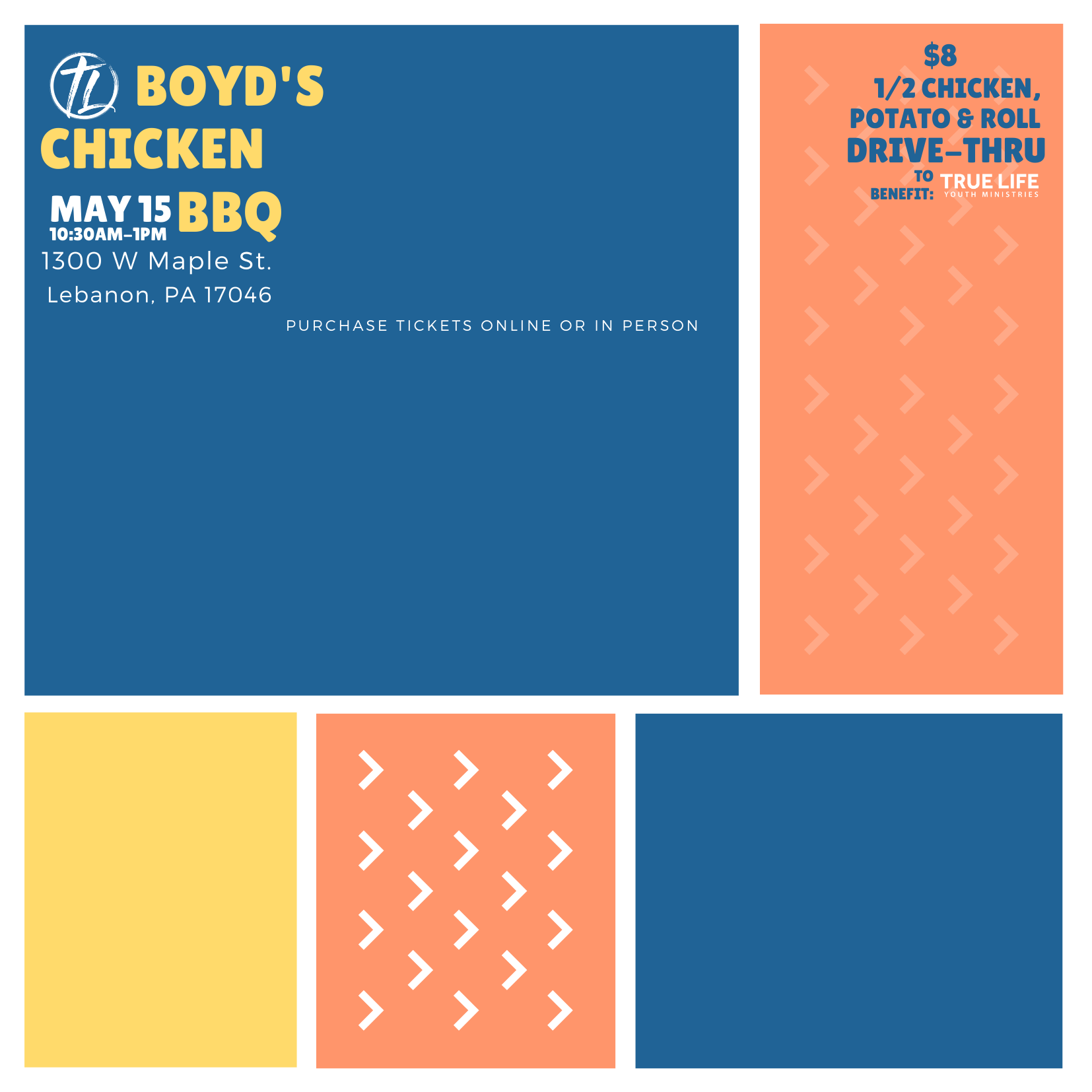 2021 Boyd's Chicken BBQ image