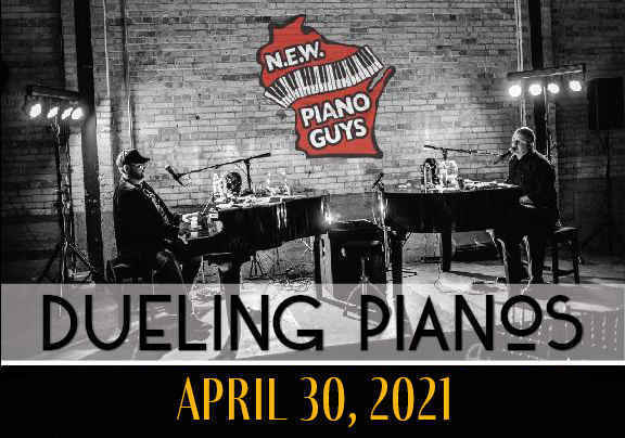 Dueling Pianos with N.E.W. Piano Guys image