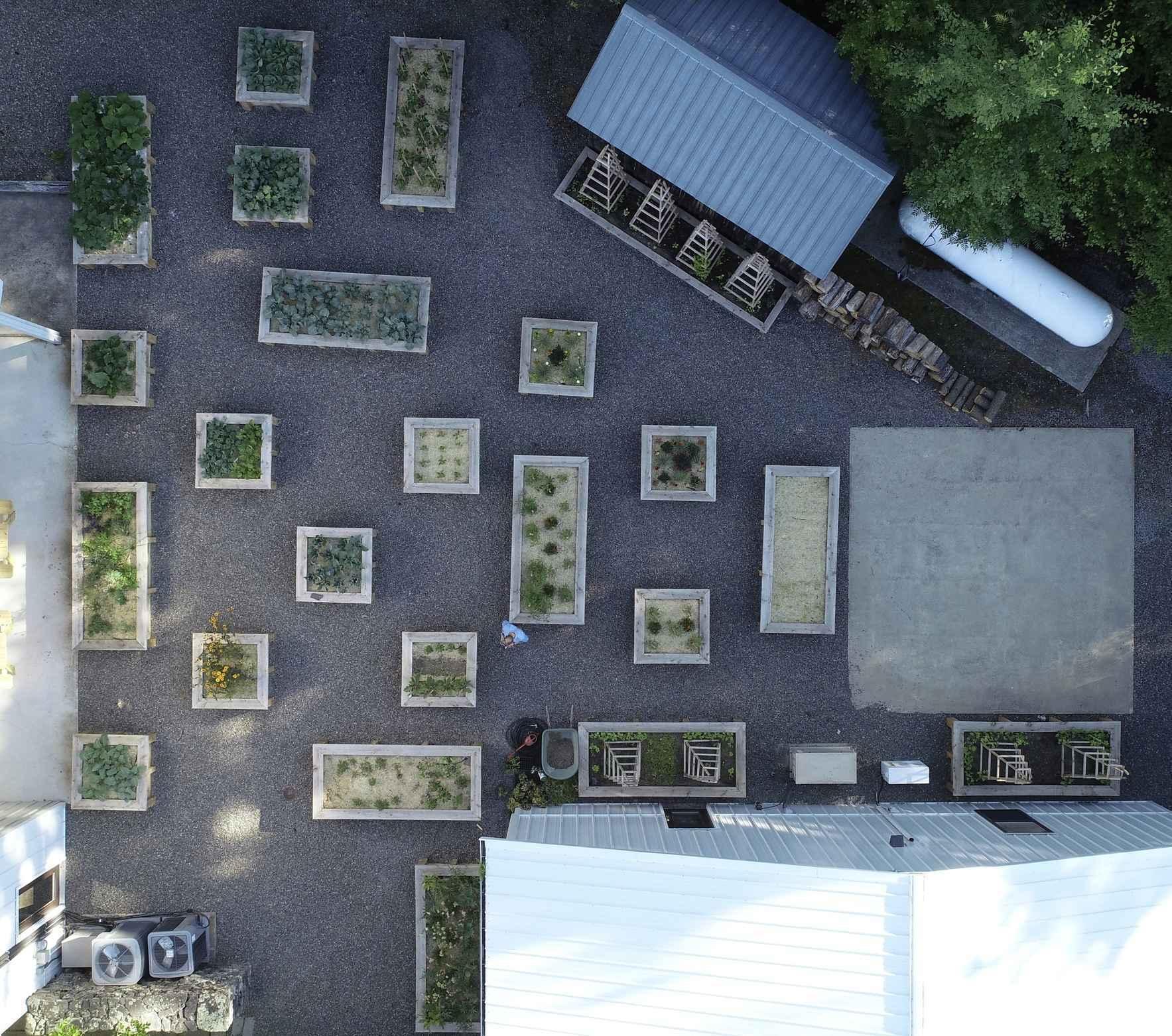 PRC Garden Bed image