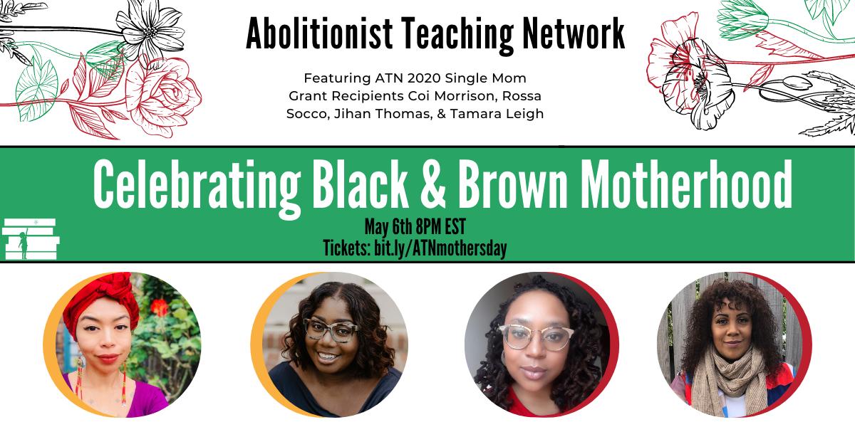 Celebrating Black & Brown Motherhood image