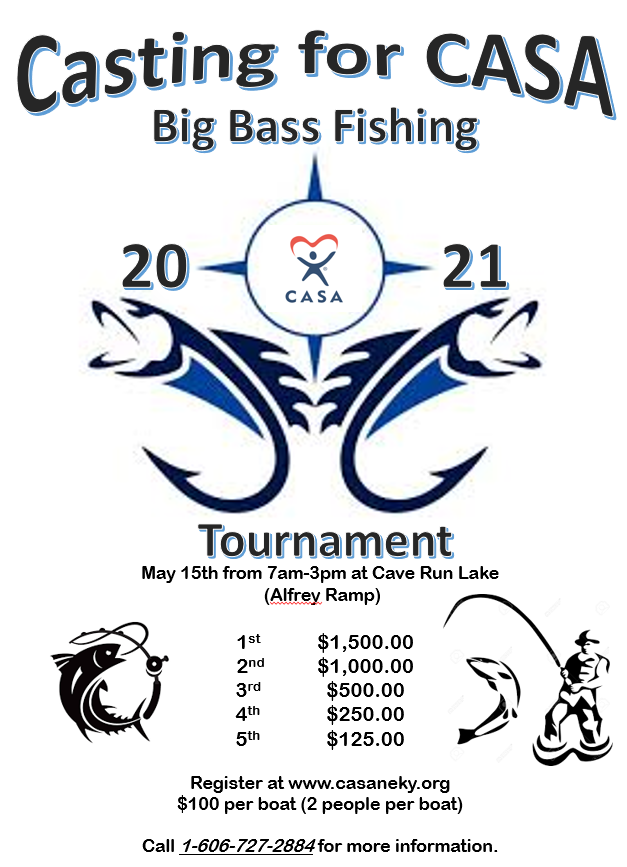 Casting for CASA: Fishing Tournament image