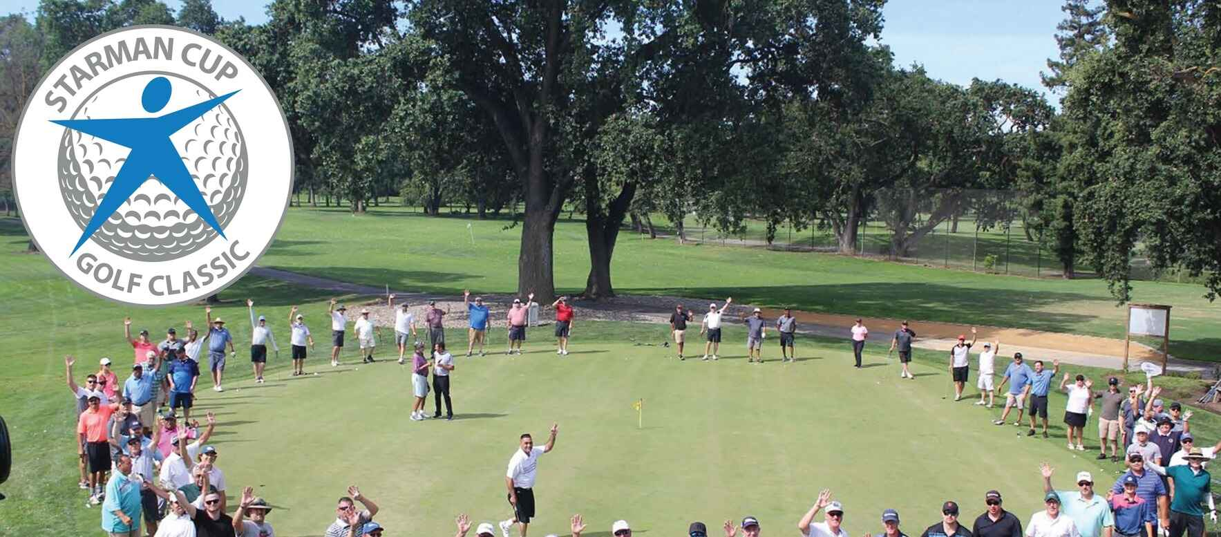 Starman Cup Golf Classic image