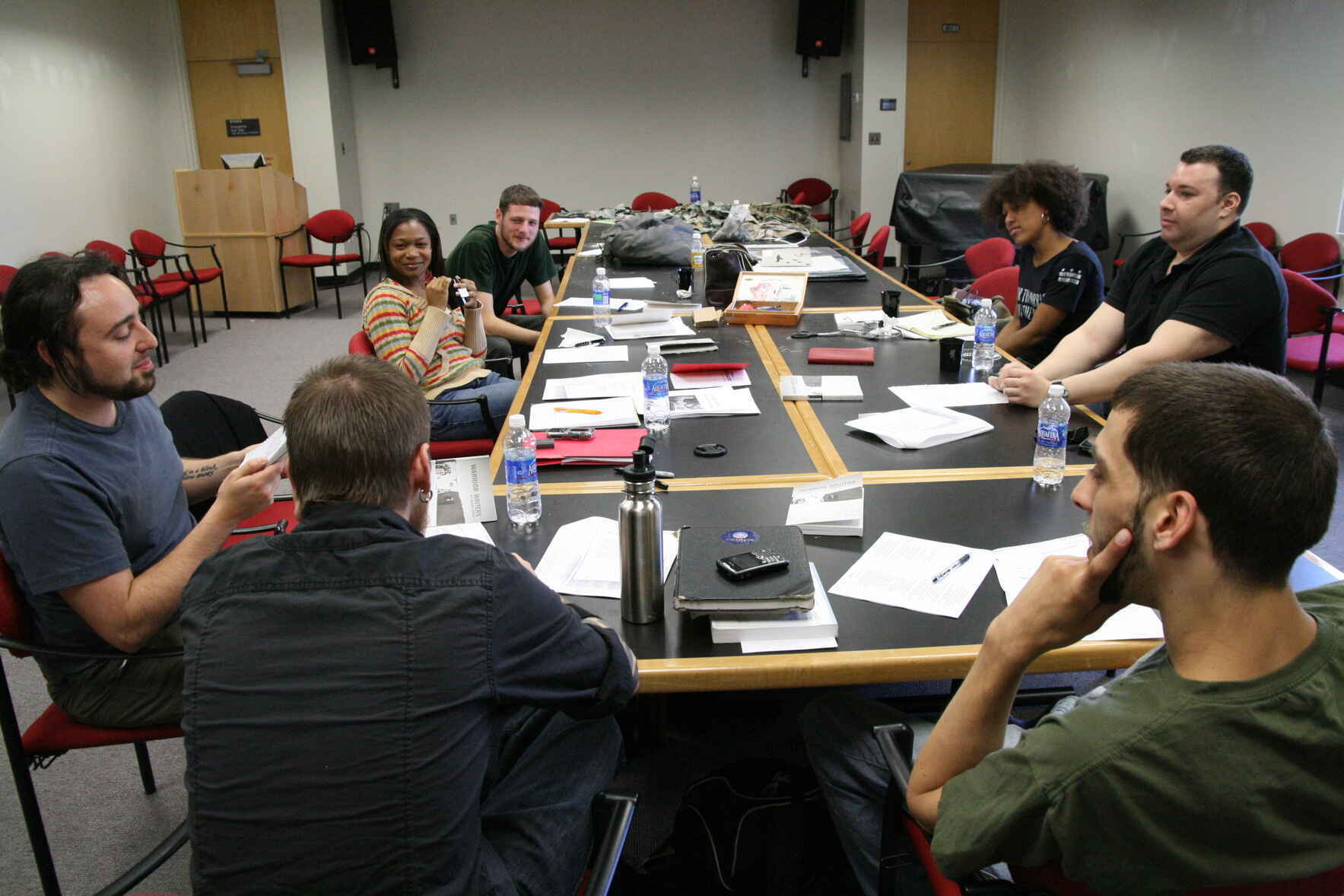Editing and Revision Workshop Series For Veteran Writers image