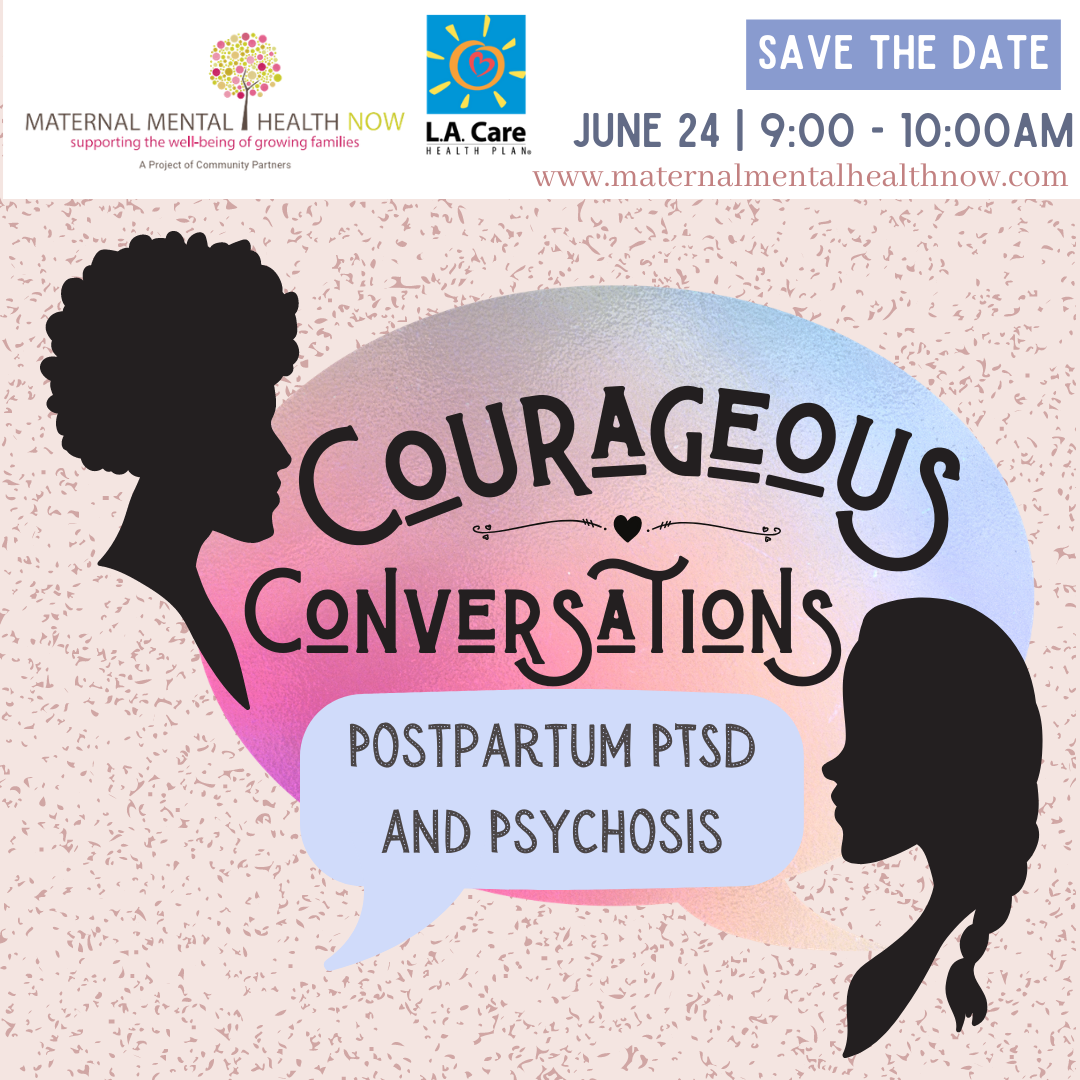 Courageous Conversations: Motherhood and Madness  image