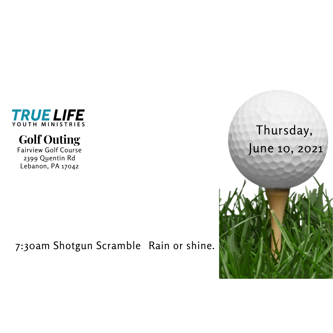 True Life Golf Outing image