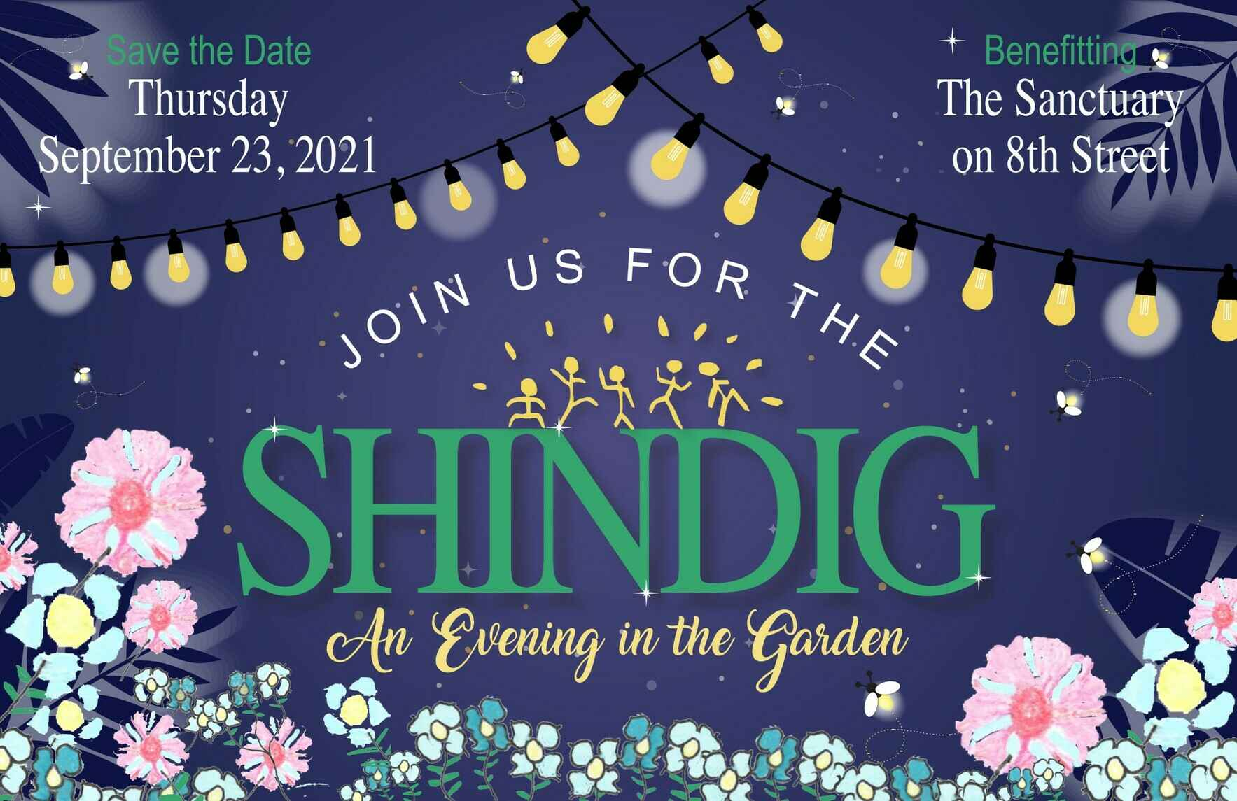 Shindig 2021: An Evening in the Garden image