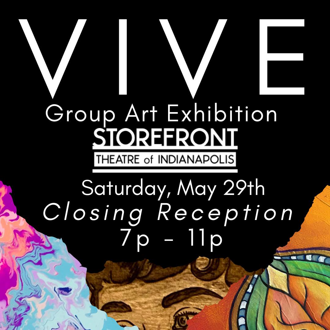 VIVE, A Group Art Exhibition - Closing Reception image