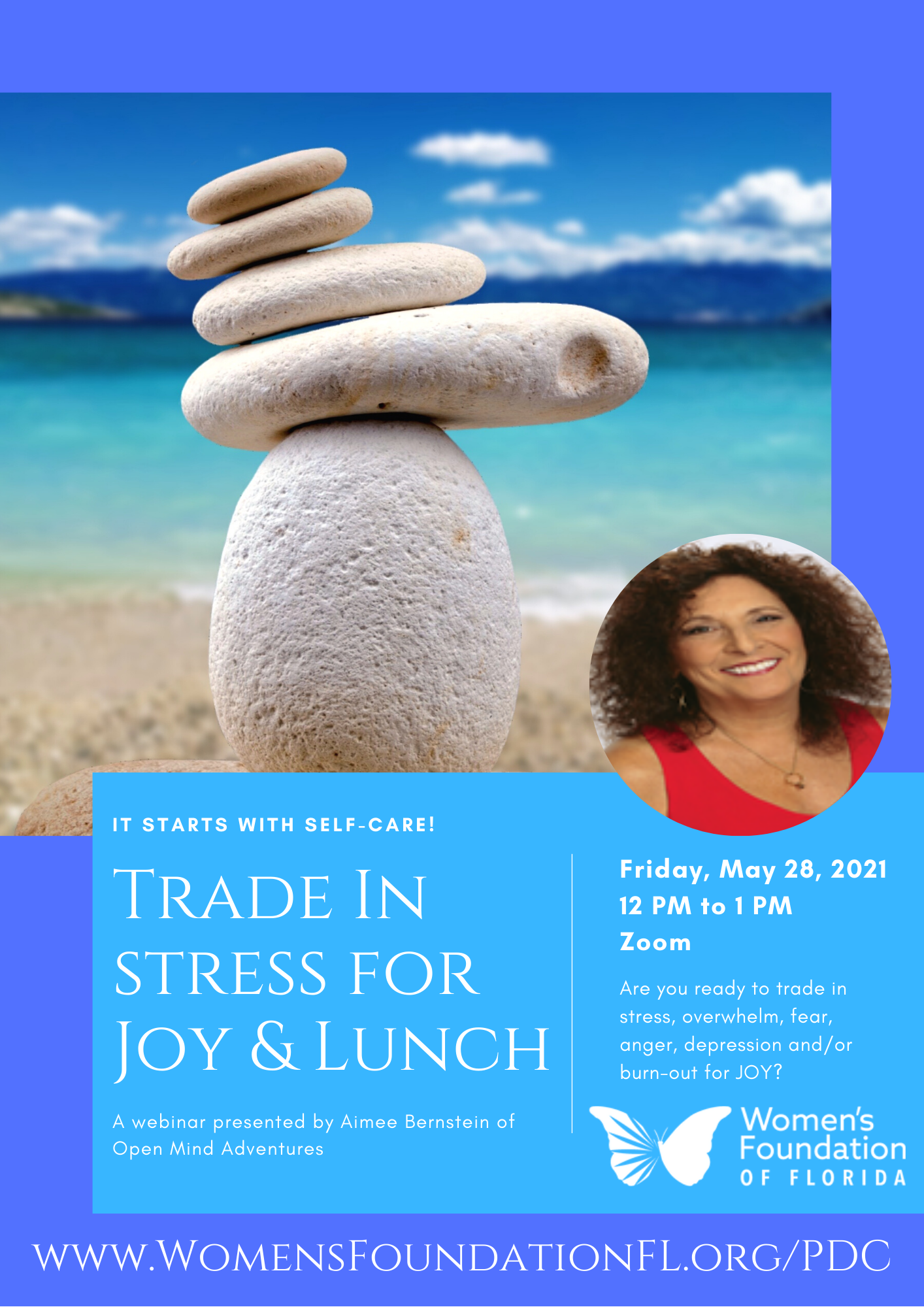 Trade in Stress for Joy and Lunch  image