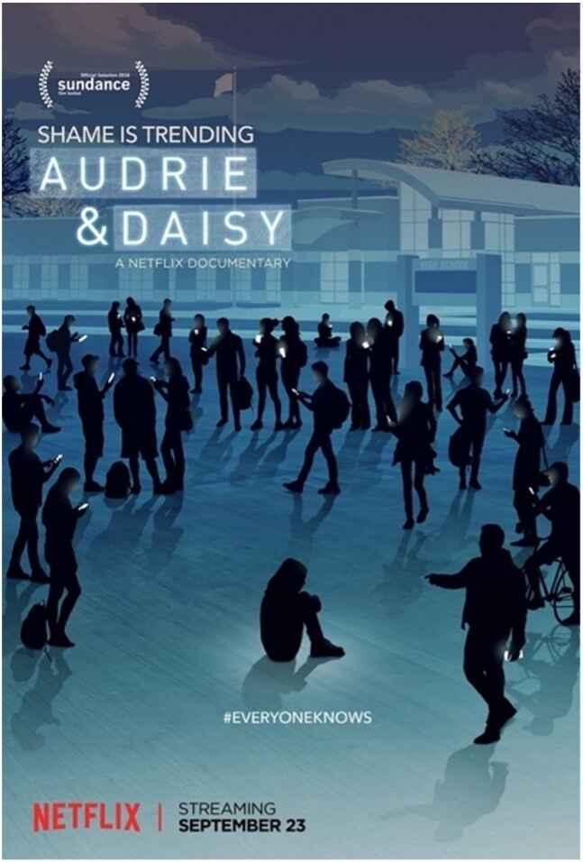 CHILD USA Film Series - 'Audrie & Daisy' image