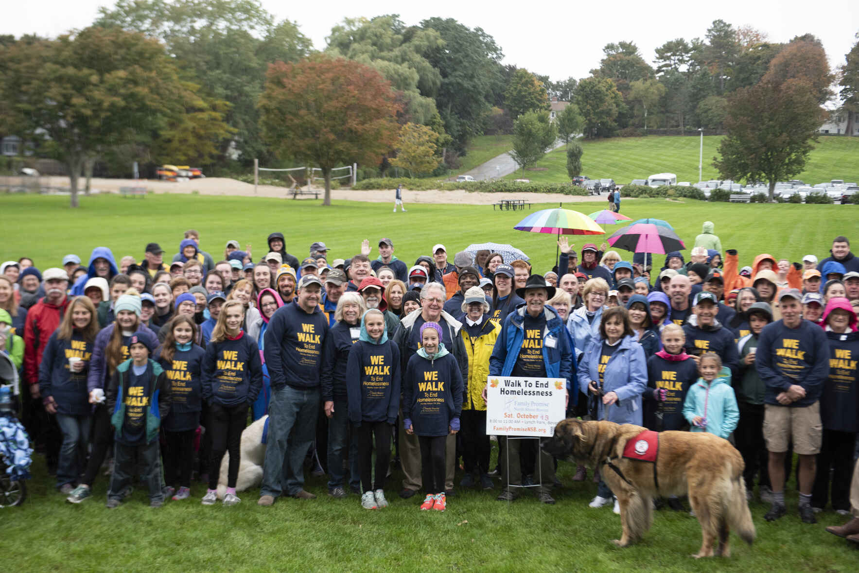 Walk to End Homelessness 2021  image