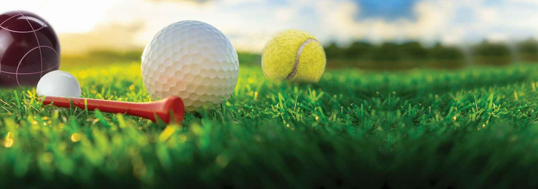 """5th Annual """"Laughs on the Links"""" Golf, Tennis & Bocce Outing 2021 image"""