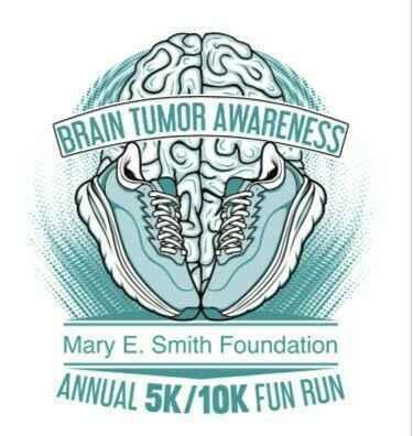 12th Annual Mary E. Smith Brain Tumor Awareness 5K/10K VIRTUAL Fun Run/Walk image