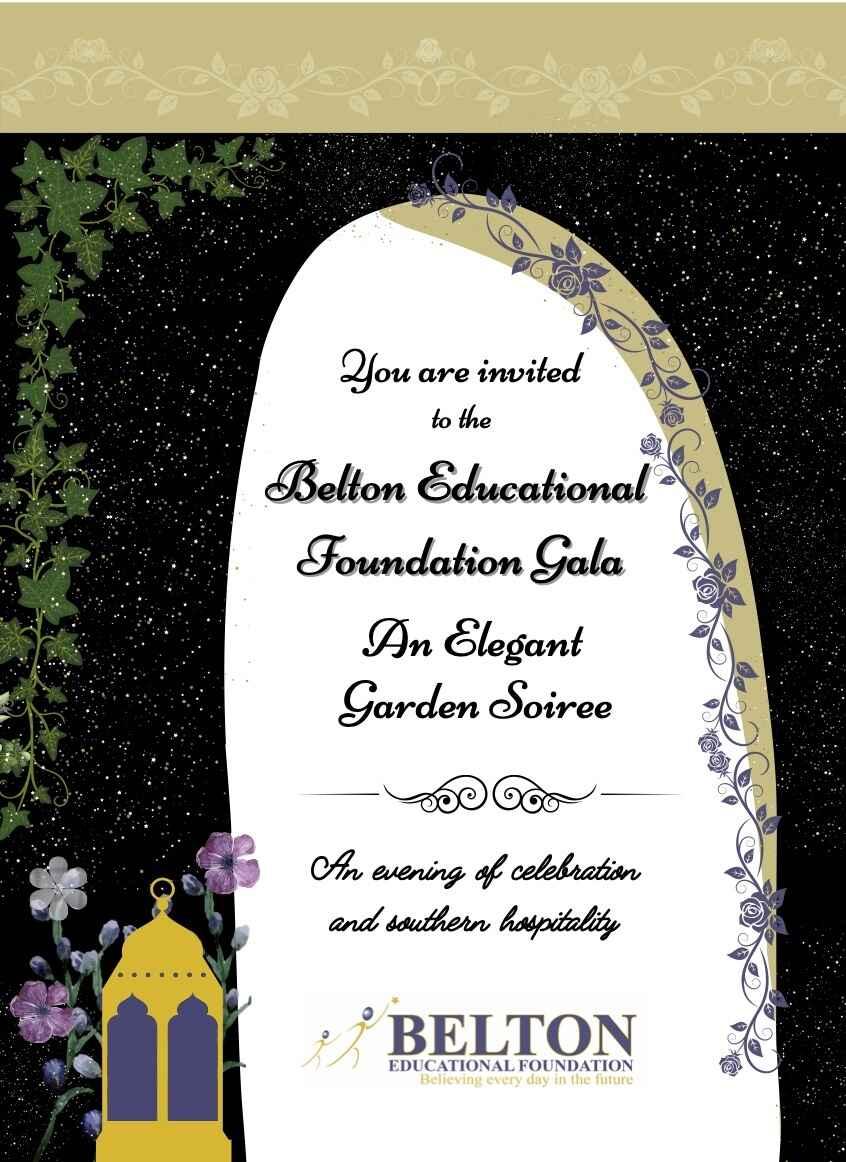 2021 Belton Educational Foundation Gala image