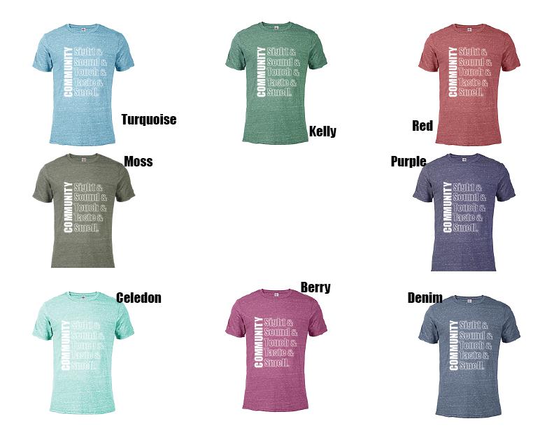 T Shirt Sale for the Sensory Garden image