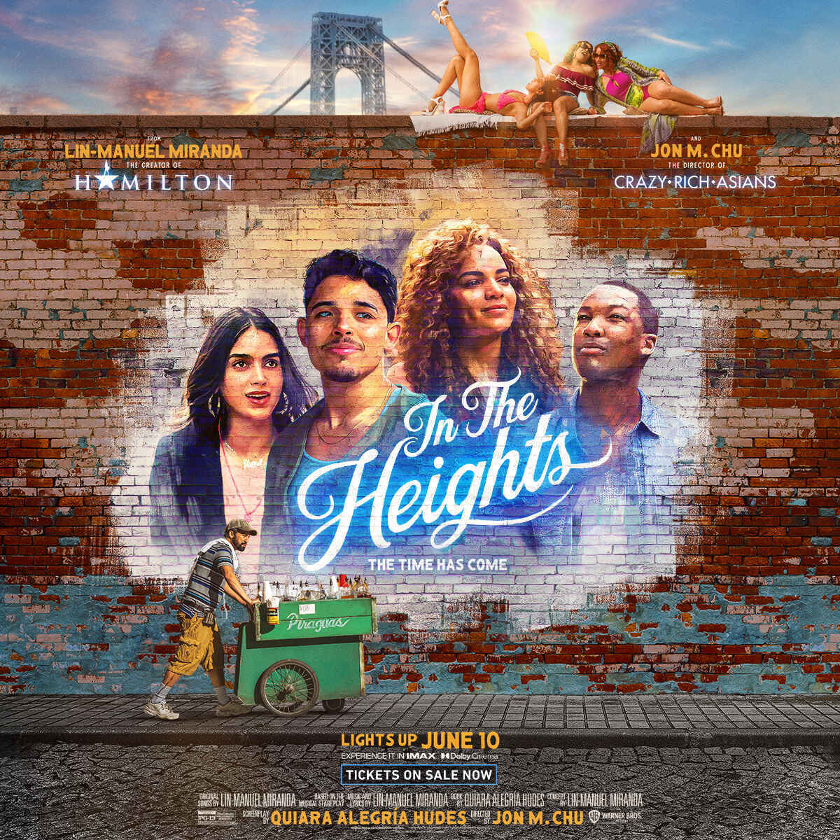 #LatinxGoldOpen of In the Heights image