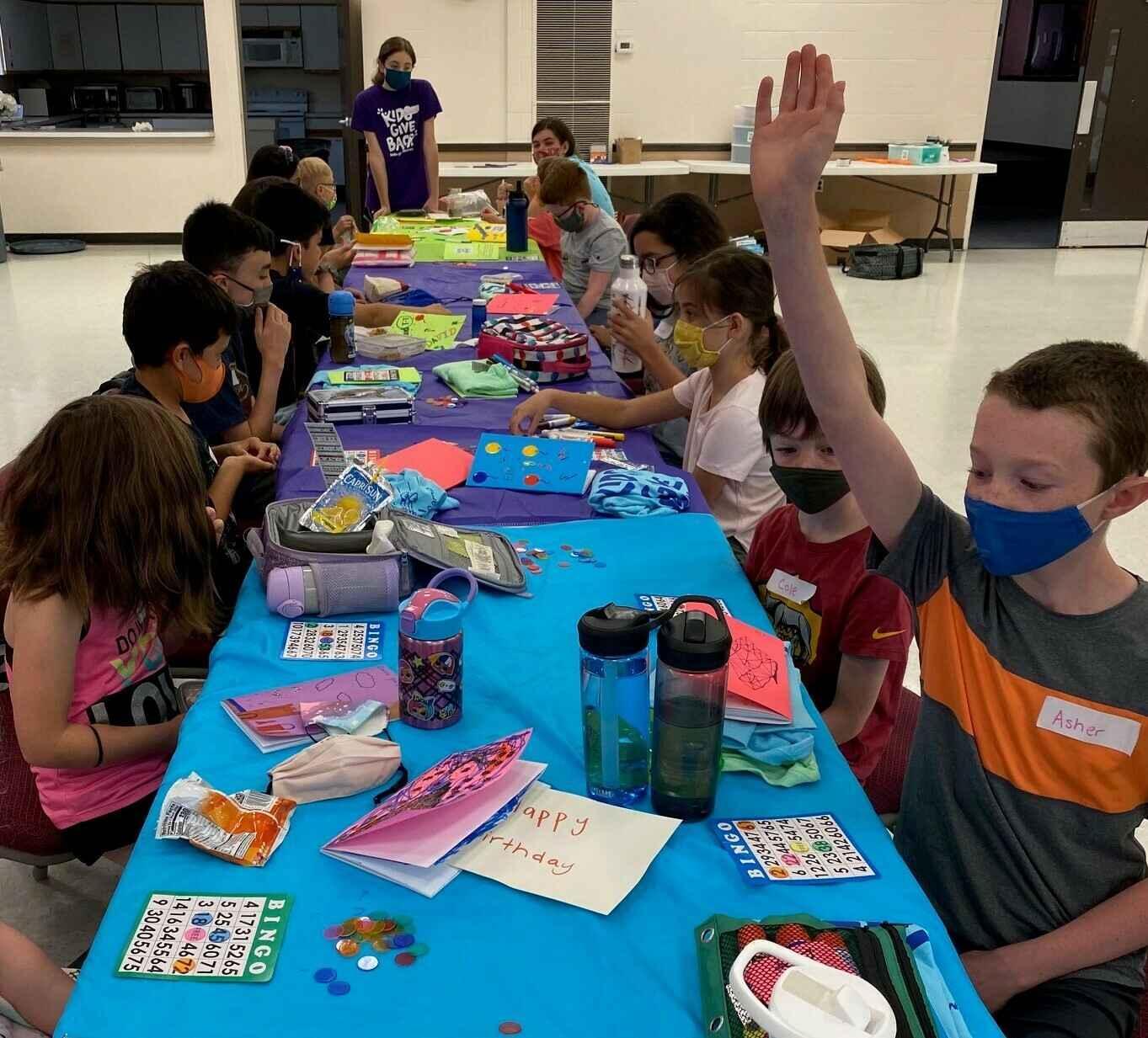 Summer Volunteer Camp July 26-30 image