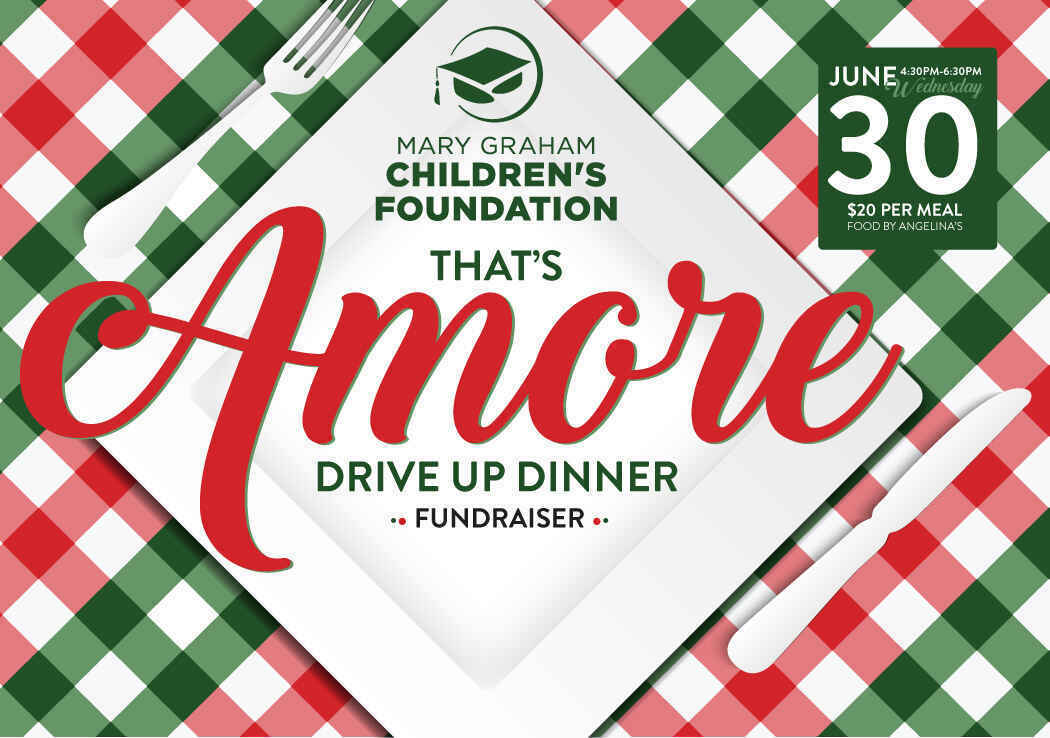 That's Amore Drive Up Dinner Fundraiser image