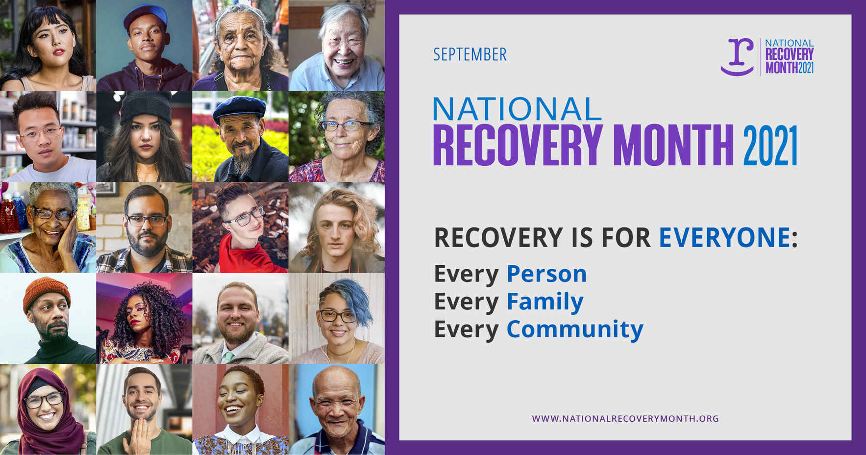 Broward National Recovery Month 2021 image