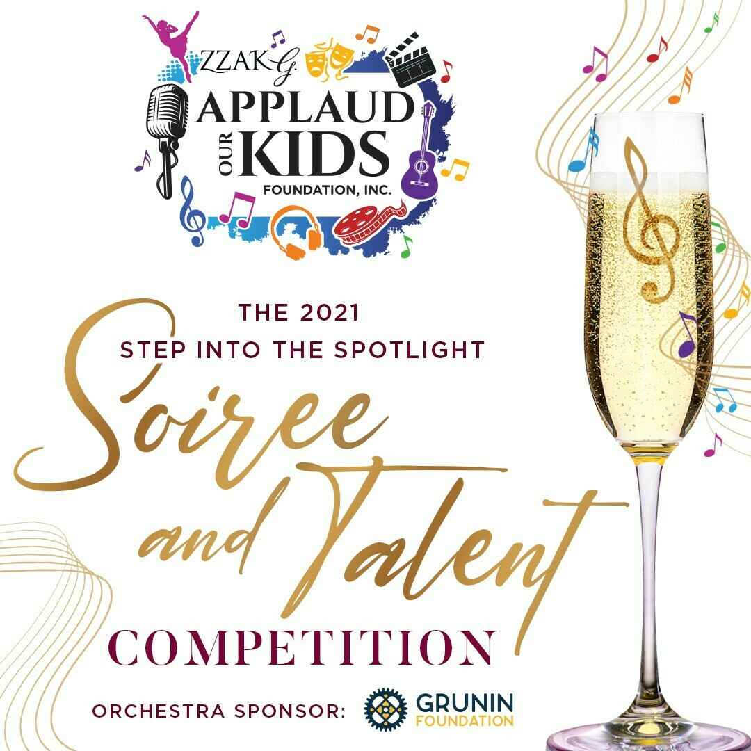 2021 Step into the Spotlight Soiree & Talent Competition image