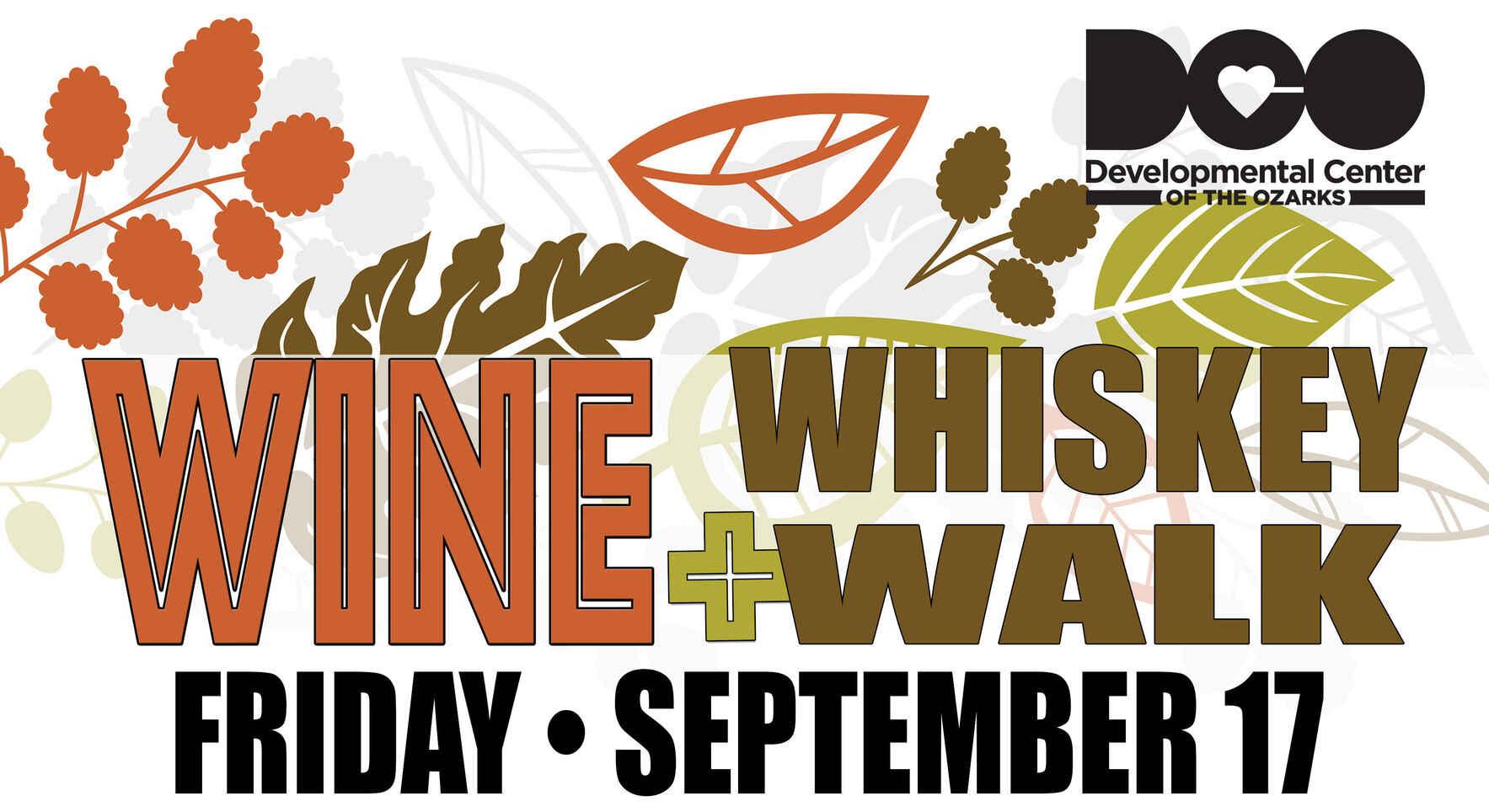 DCO Wine & Whiskey Walk 2021 image