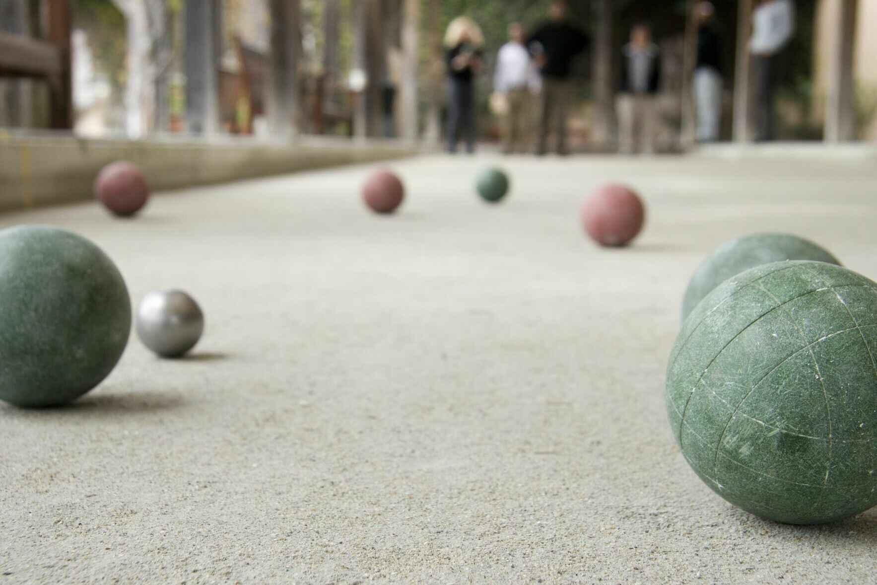4th Annual Bocce Ball Tournament image