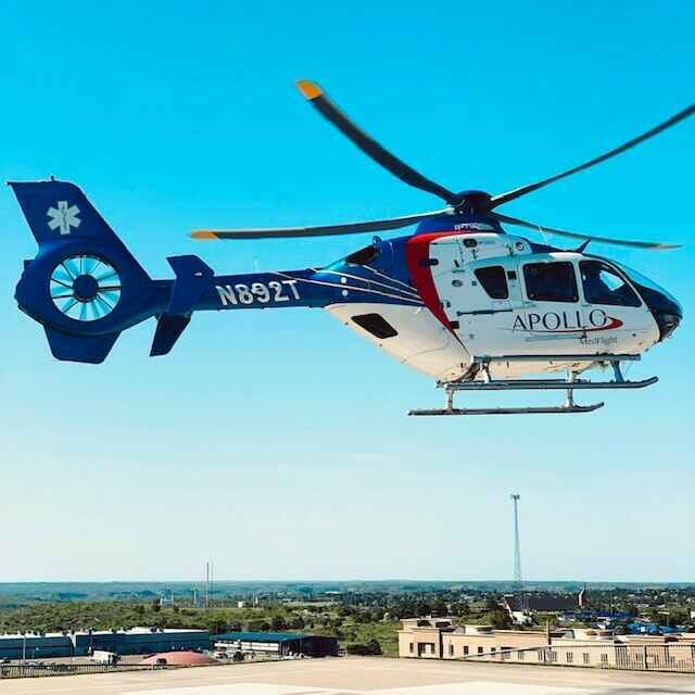 2021 Heal the City Golf Ball Drop - Generously Sponsored by Dr. Eddy and Tina Sauer Performed by Apollo Med Flight image