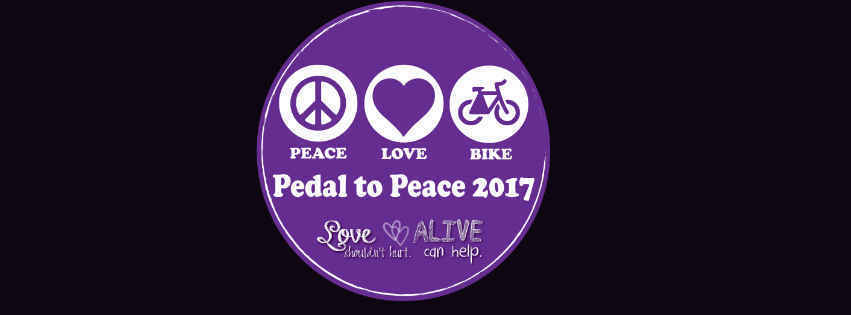 Register for Pedal to Peace! image