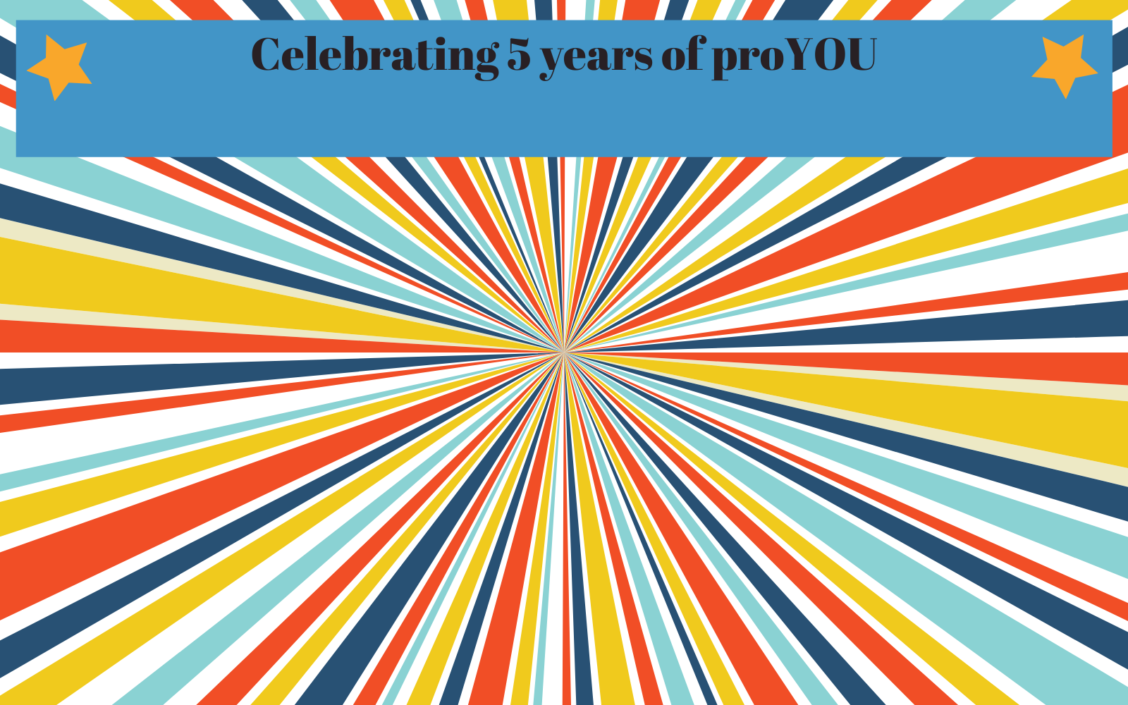 The Greatest PRO SHOW celebrating 5 years of proYOU image