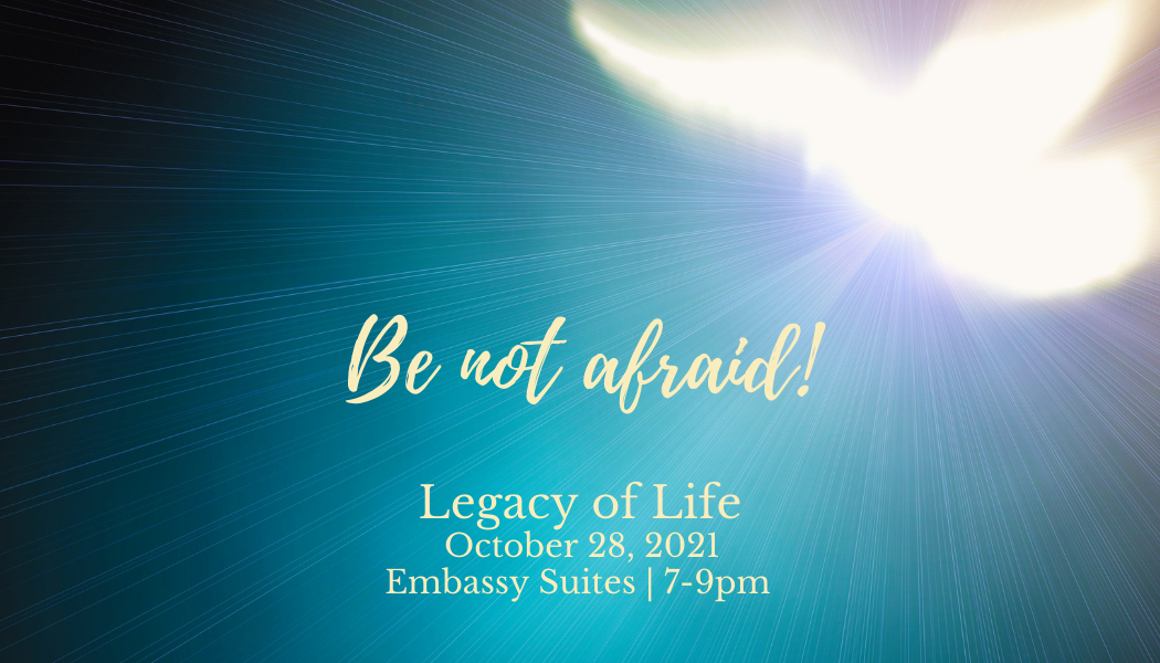 2021 Legacy of Life - Registration image