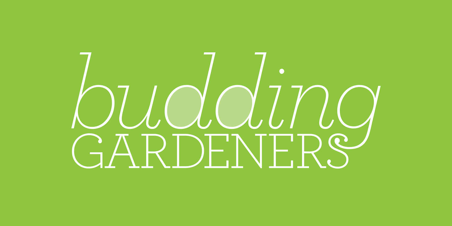 Budding Gardeners: Spiders Aren't Scary image