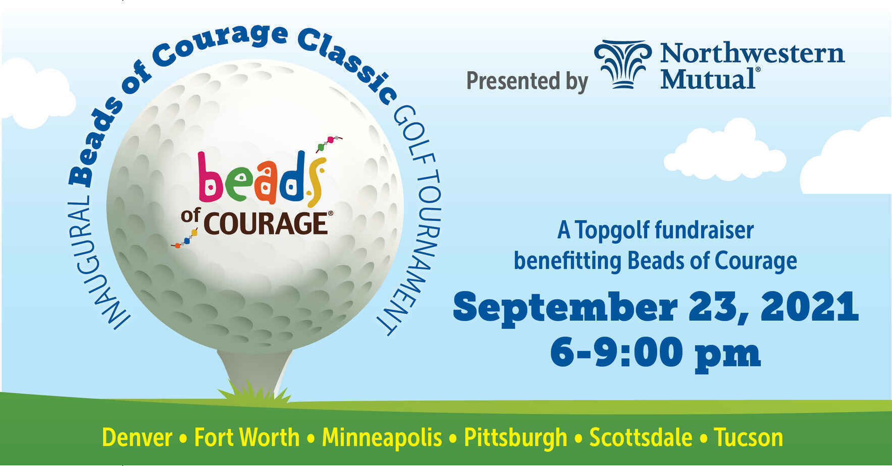 Sponsor a Player for the 2021 Beads of Courage Classic Golf Tournament image
