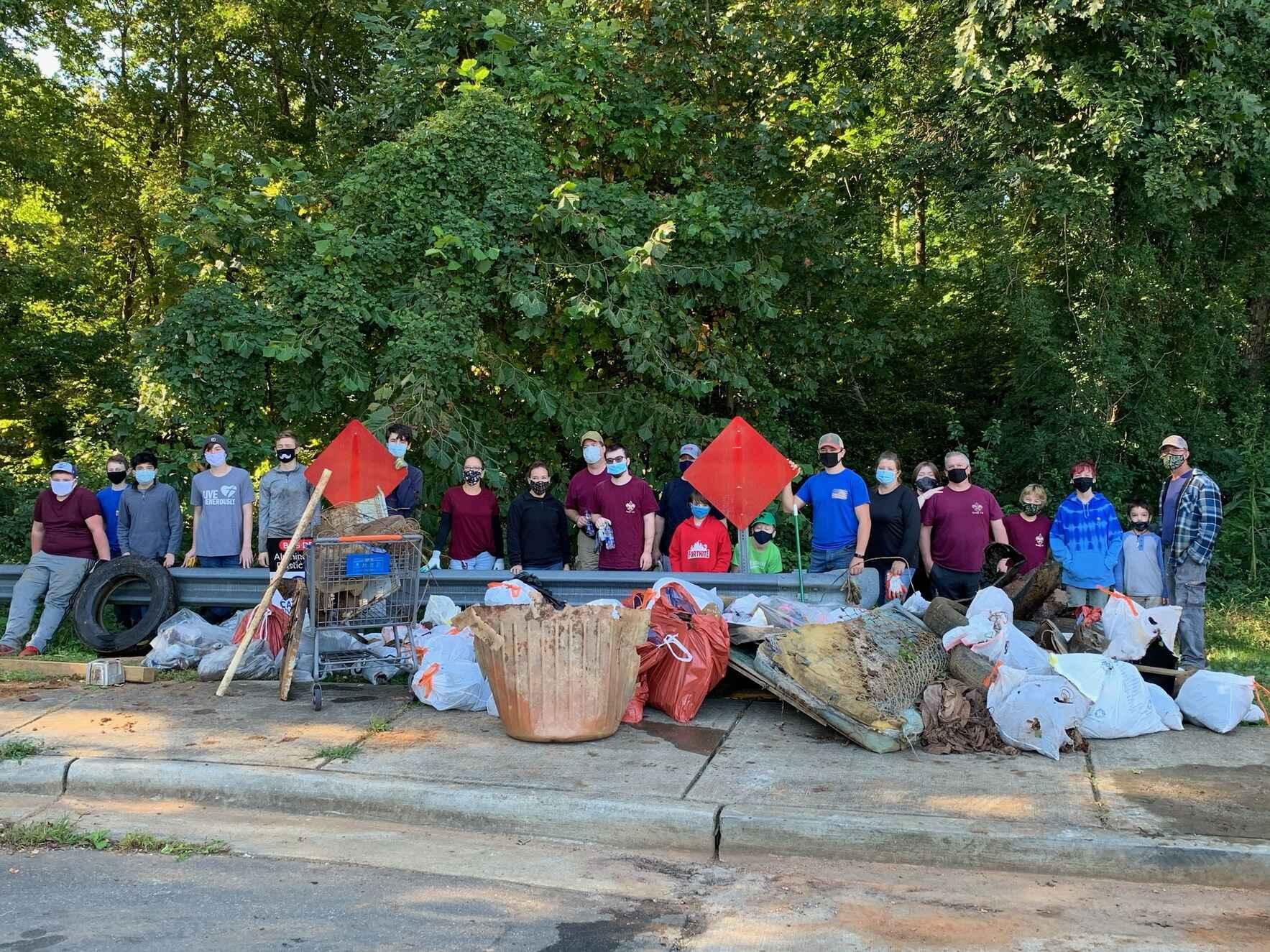 2021 Catawba Riversweep Sponsorships image