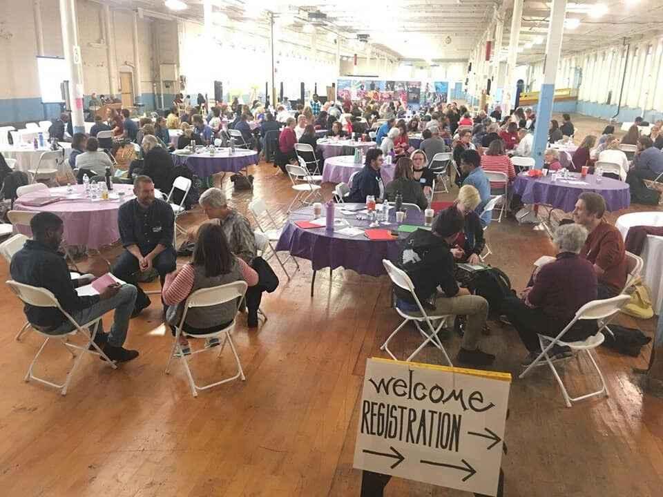 Anti-Racism Organizing in Maine (AROM) Gathering 2021 image
