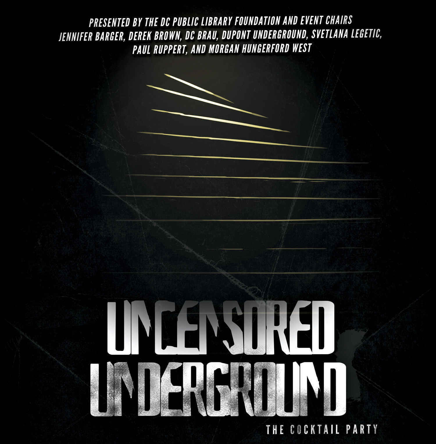 UNCENSORED Underground The Cocktail Party image
