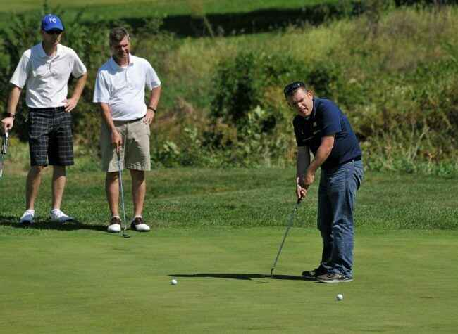 The Mission Project Golf Classic Golfer Registration image