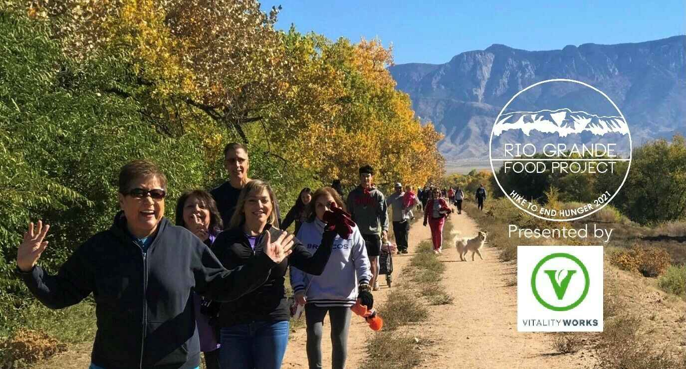 6th Annual Hike to End Hunger, presented by Vitality Works image