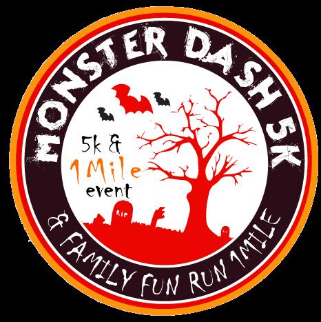 2021 Virtual Monster Dash  image