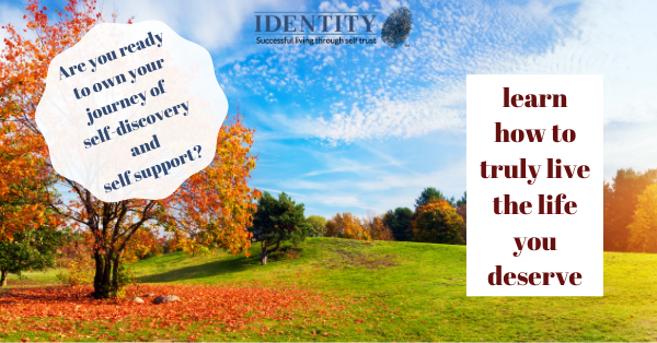 October 2021 IN PERSON Identity with a virtual option image