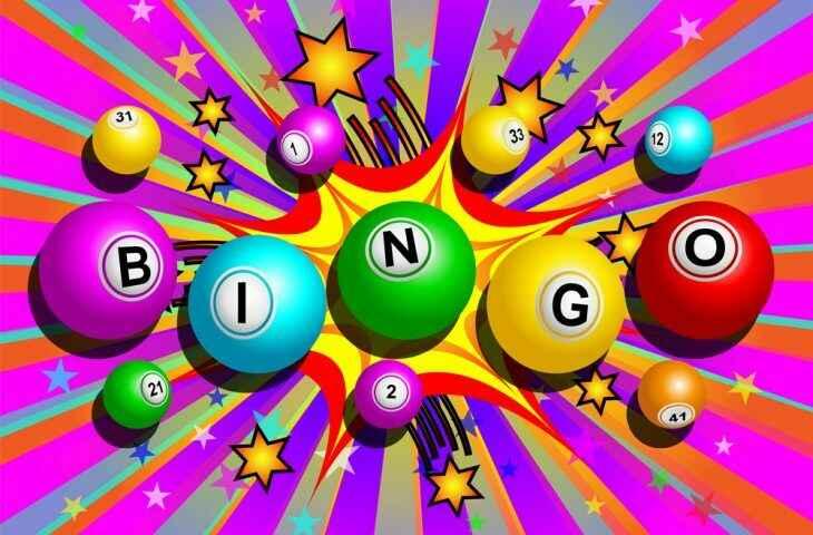 October Virtual Bingo image