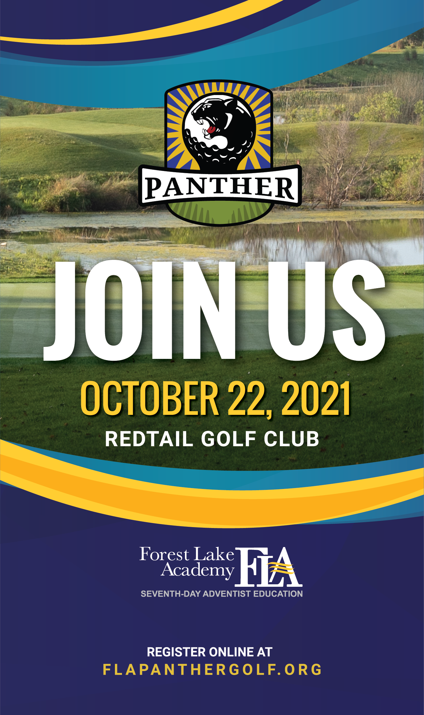 2021 Rob Fulbright Panther Golf Tournament image