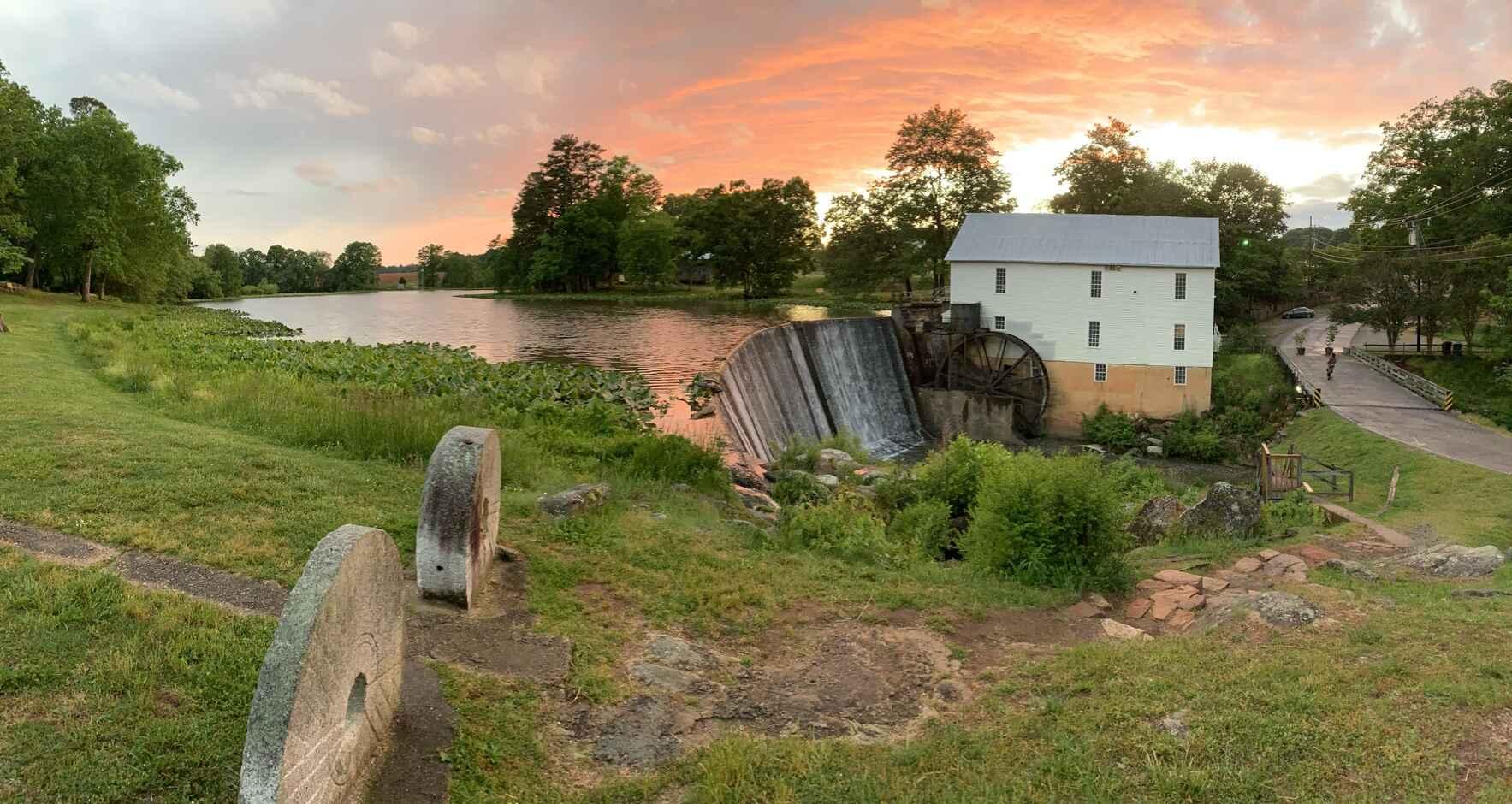 RLS: History of Murray's Mill image