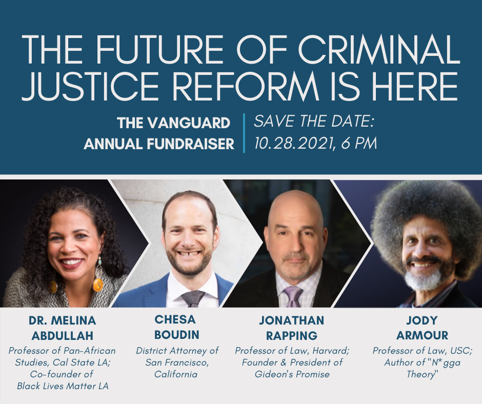 11th Annual Fundraiser - The Future of Criminal Justice Reform is Here image