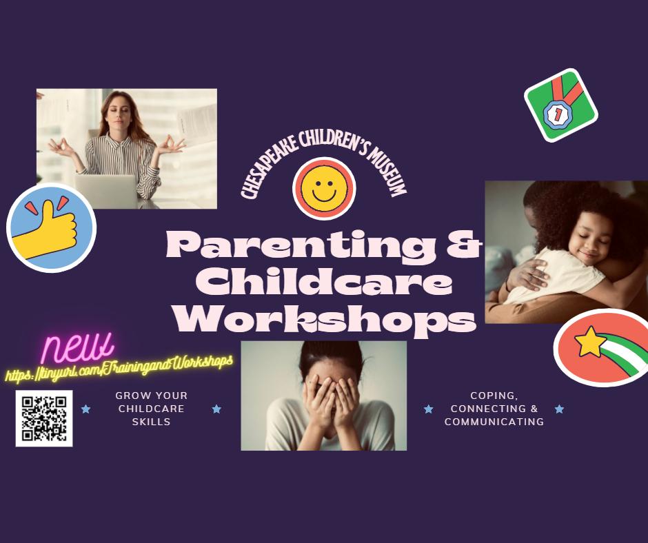 Parenting, Caregiver & Educator Workshops image