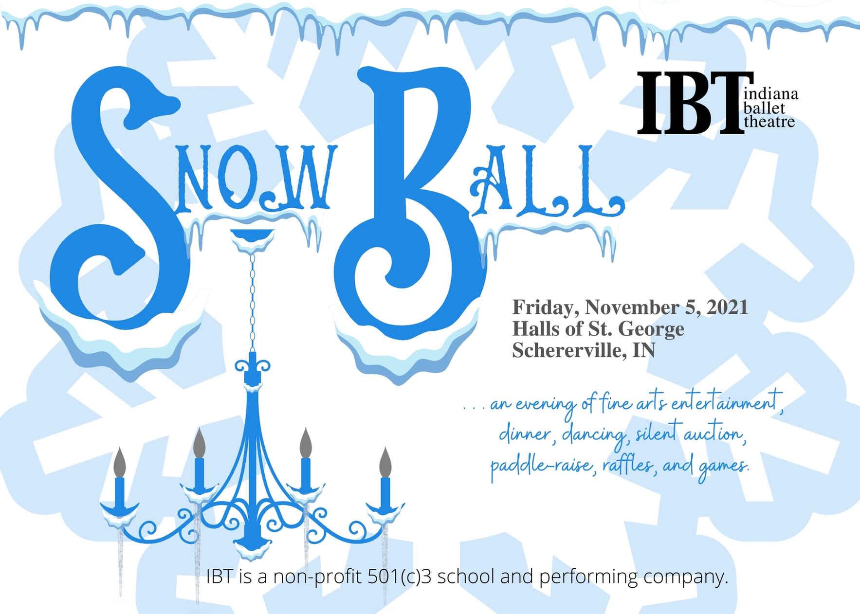 """SnowBall"" 15th Annual Gala image"