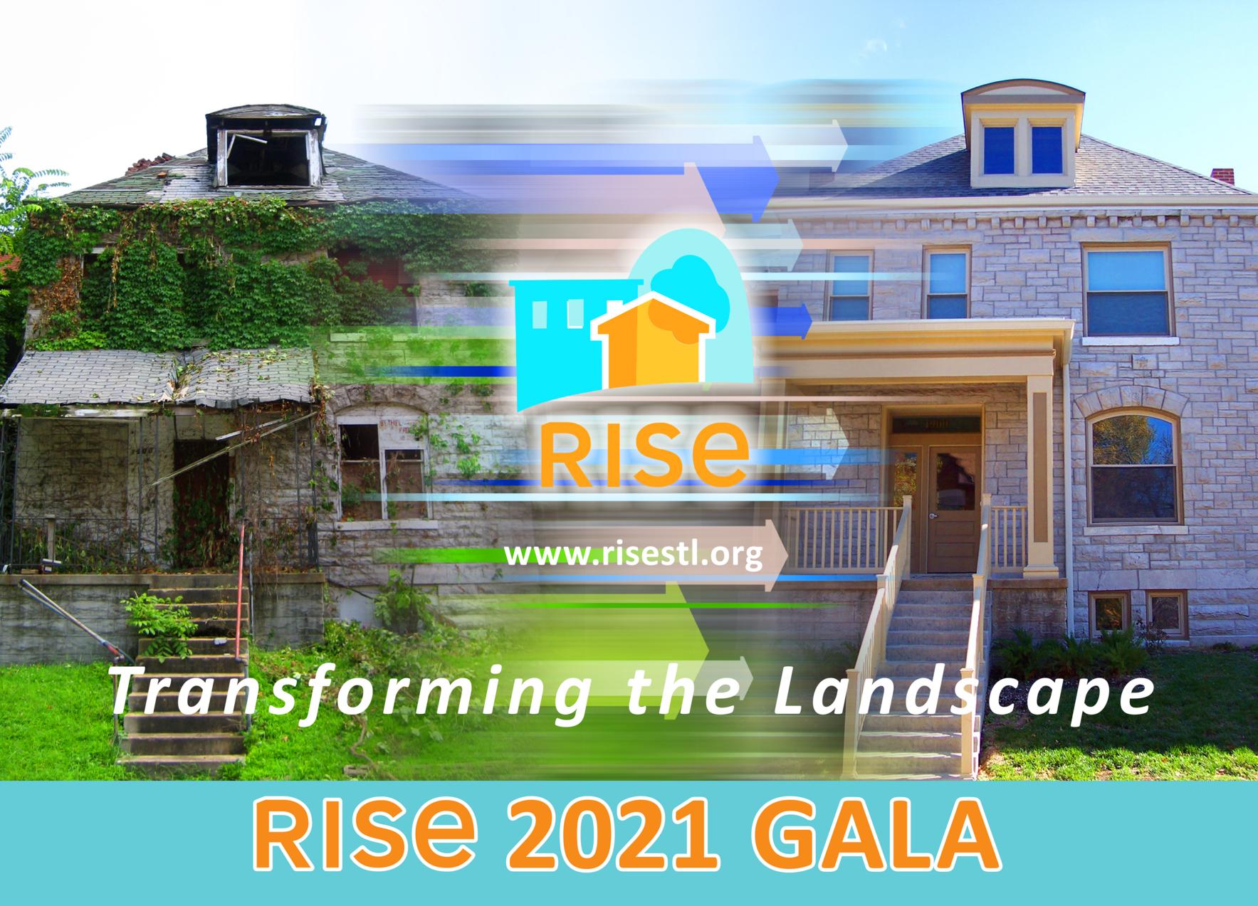 Rise 2021 Transforming the Landscape Gala image