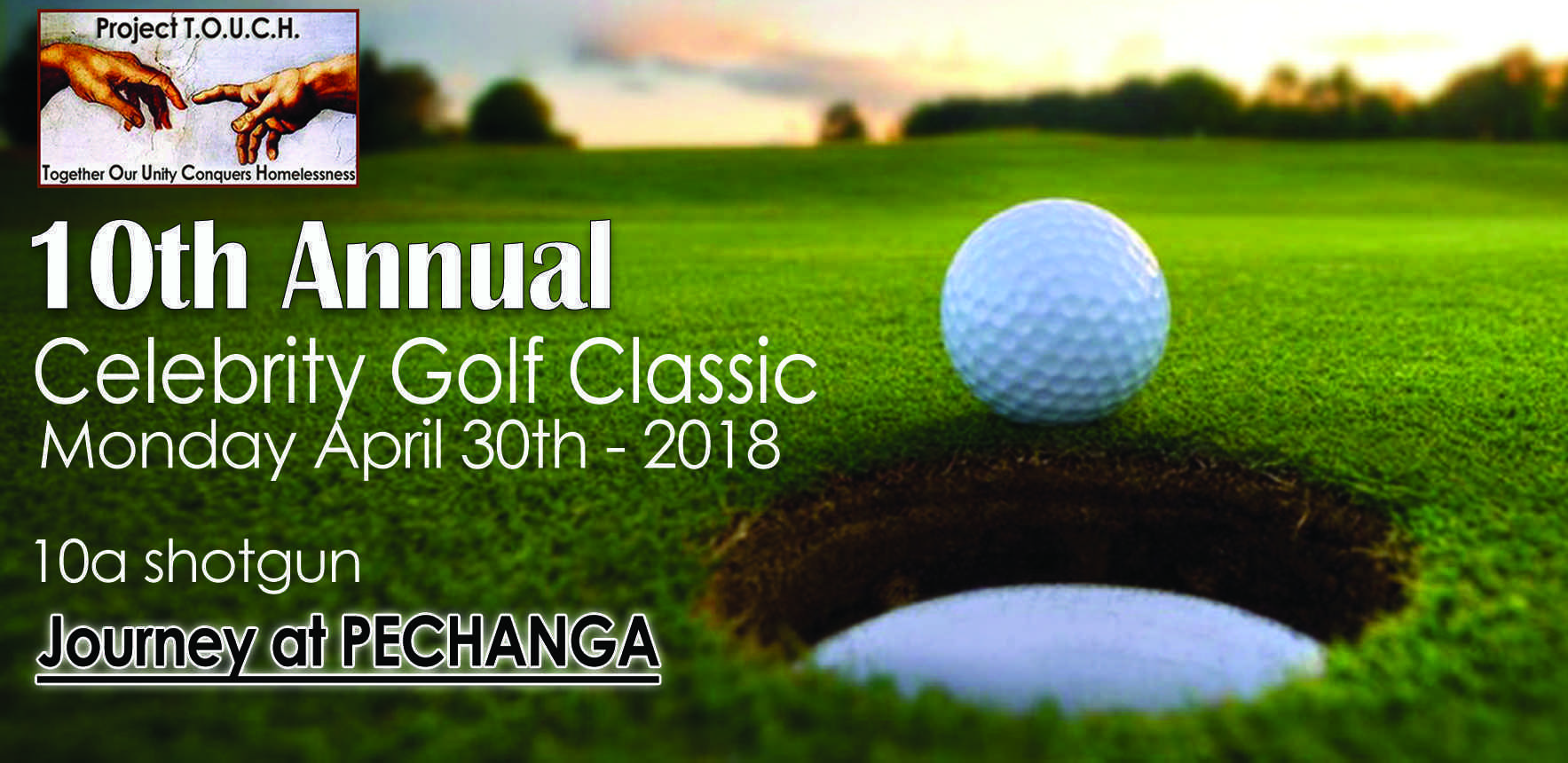 10th Annual Celebrity Golf Classic for Project T.O.U.C.H. image