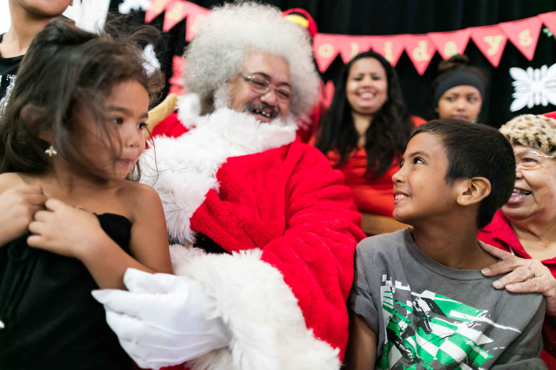 18th Annual Holiday Party for Foster Keiki image
