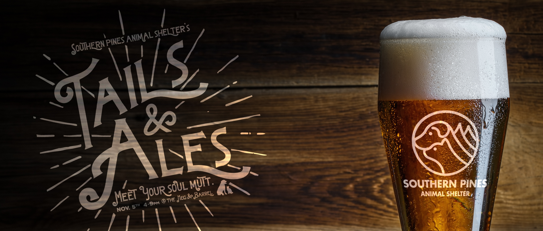 STAFF | Tails & Ales Tickets image