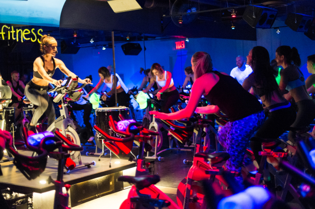 OBT SoulCycle Charity Ride image