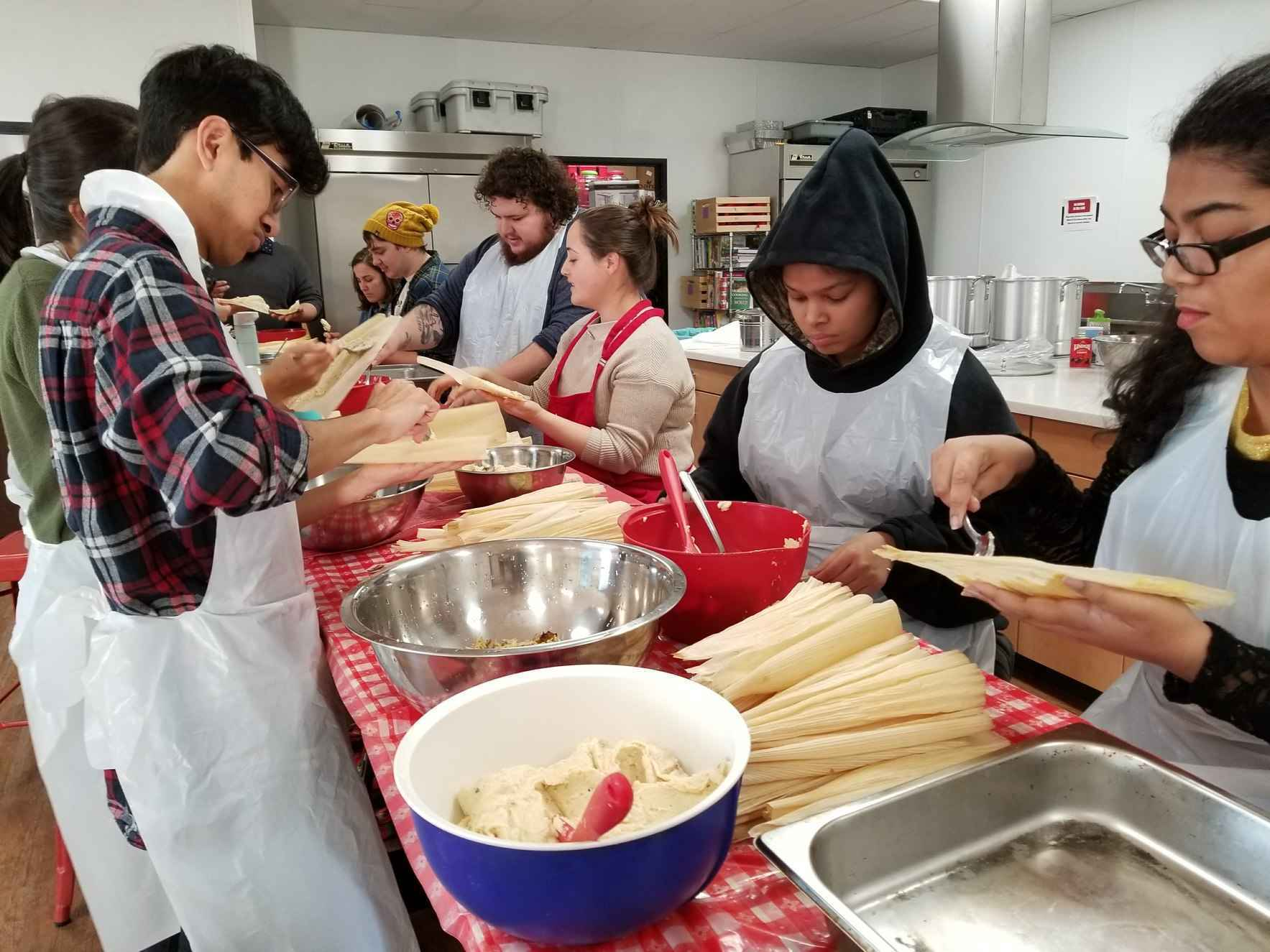 January Community Cooking Classes image